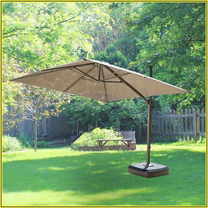 Large Patio Umbrella Replacement Canopy