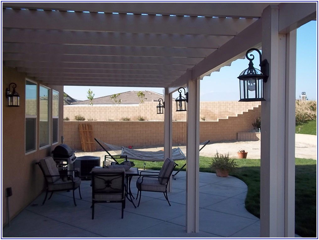 Lattice Patio Covers Phoenix