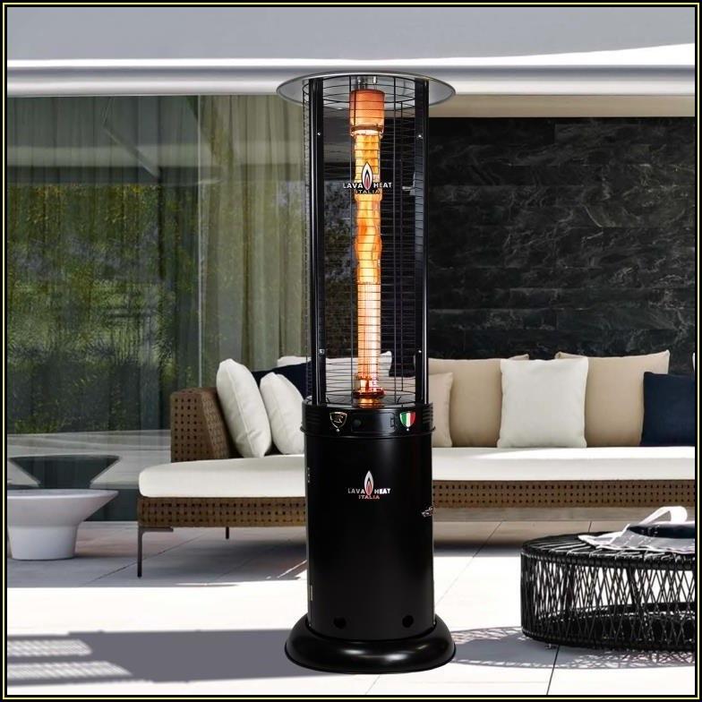 Lava Lite Patio Heater