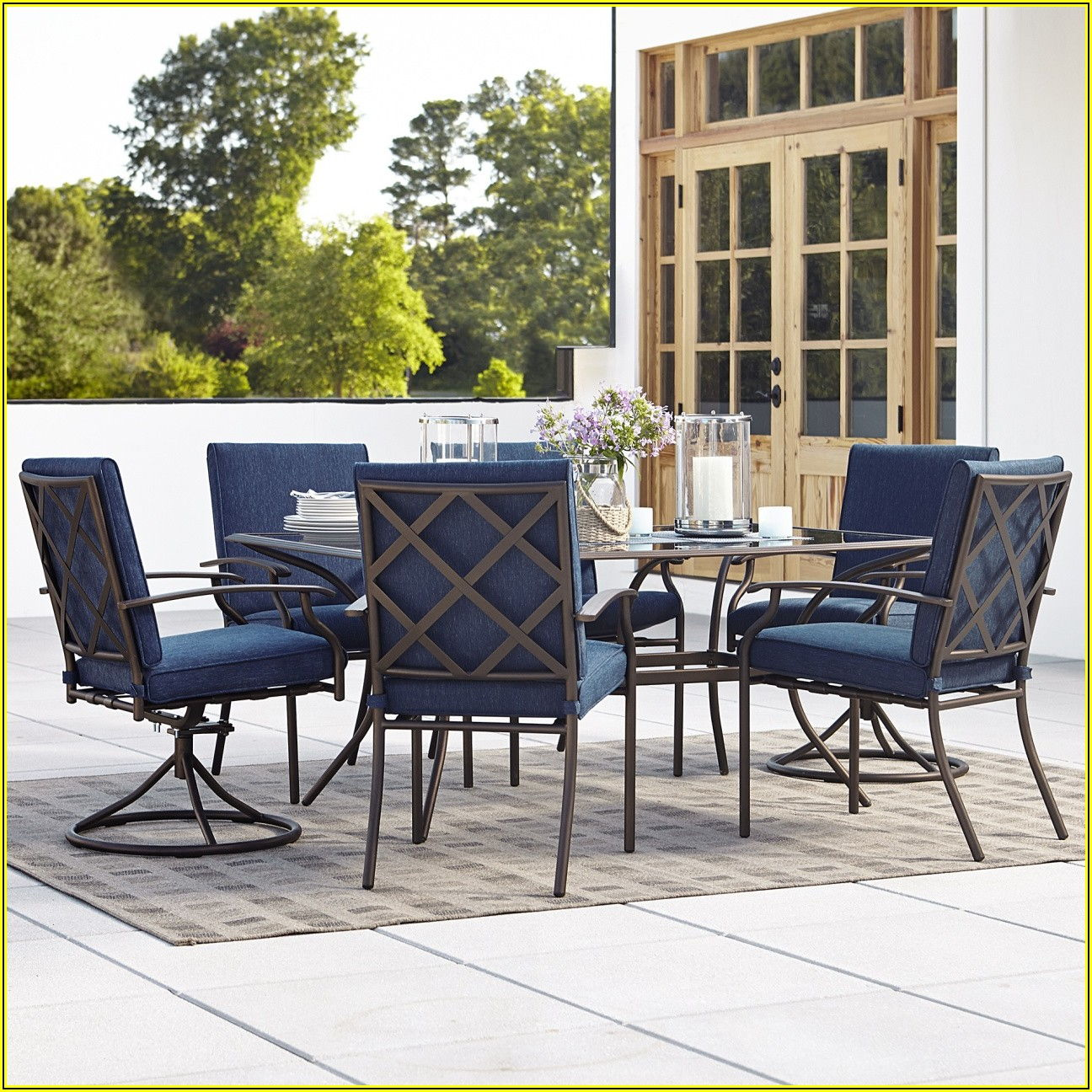 Lazy Boy Wicker Patio Furniture
