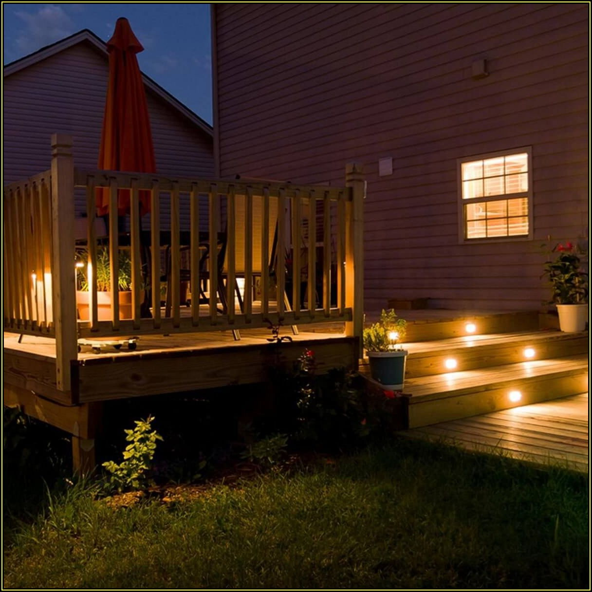 Lights For Patio Deck