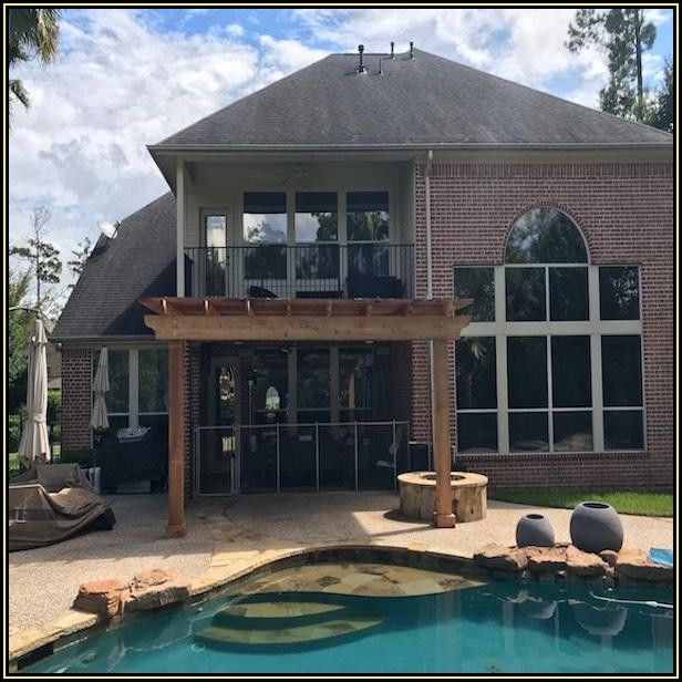 Lone Star Patio Builders Houston Tx