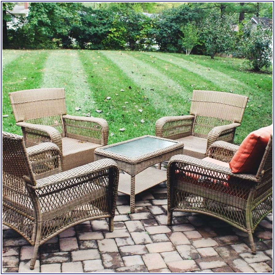 Martha Stewart 5 Piece Patio Set