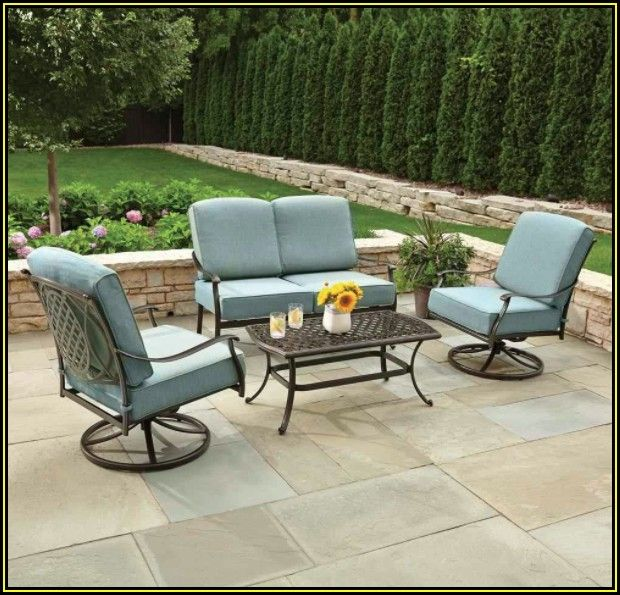 Martha Stewart Hampton Bay Patio Furniture