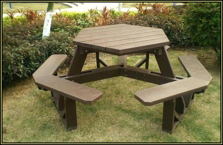Martha Stewart Octagon Patio Table
