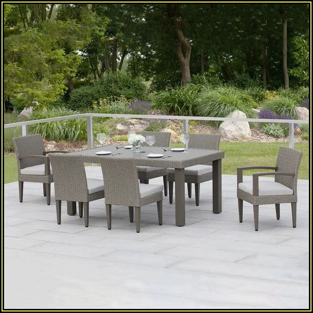 Martha Stewart Patio Furniture 7 Piece