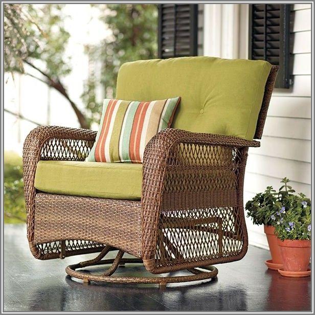 Martha Stewart Swivel Patio Chairs