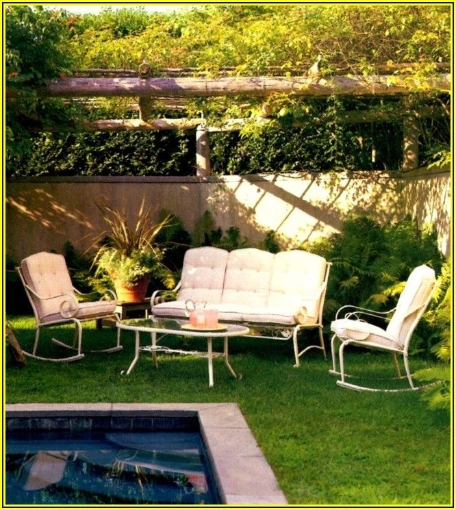 Martha Stewart Victoria Collection Patio Furniture