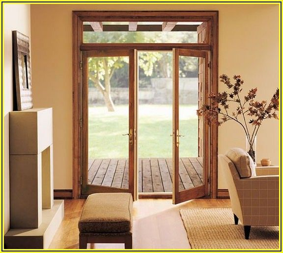 Marvin Fiberglass Patio Doors