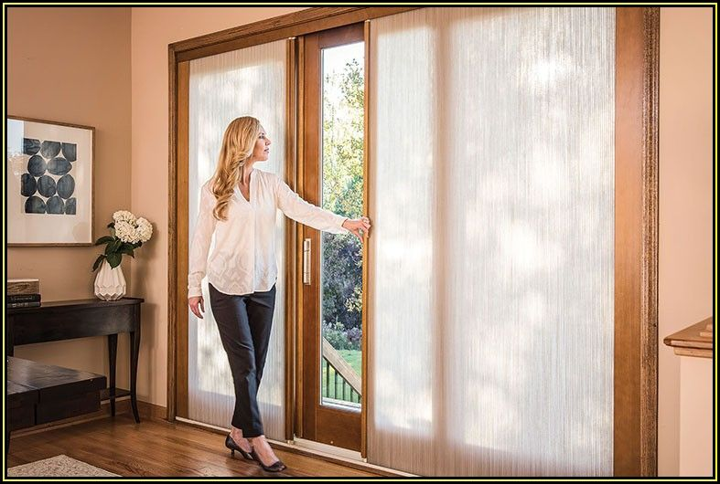 Marvin Sliding Patio Doors With Built In Blinds