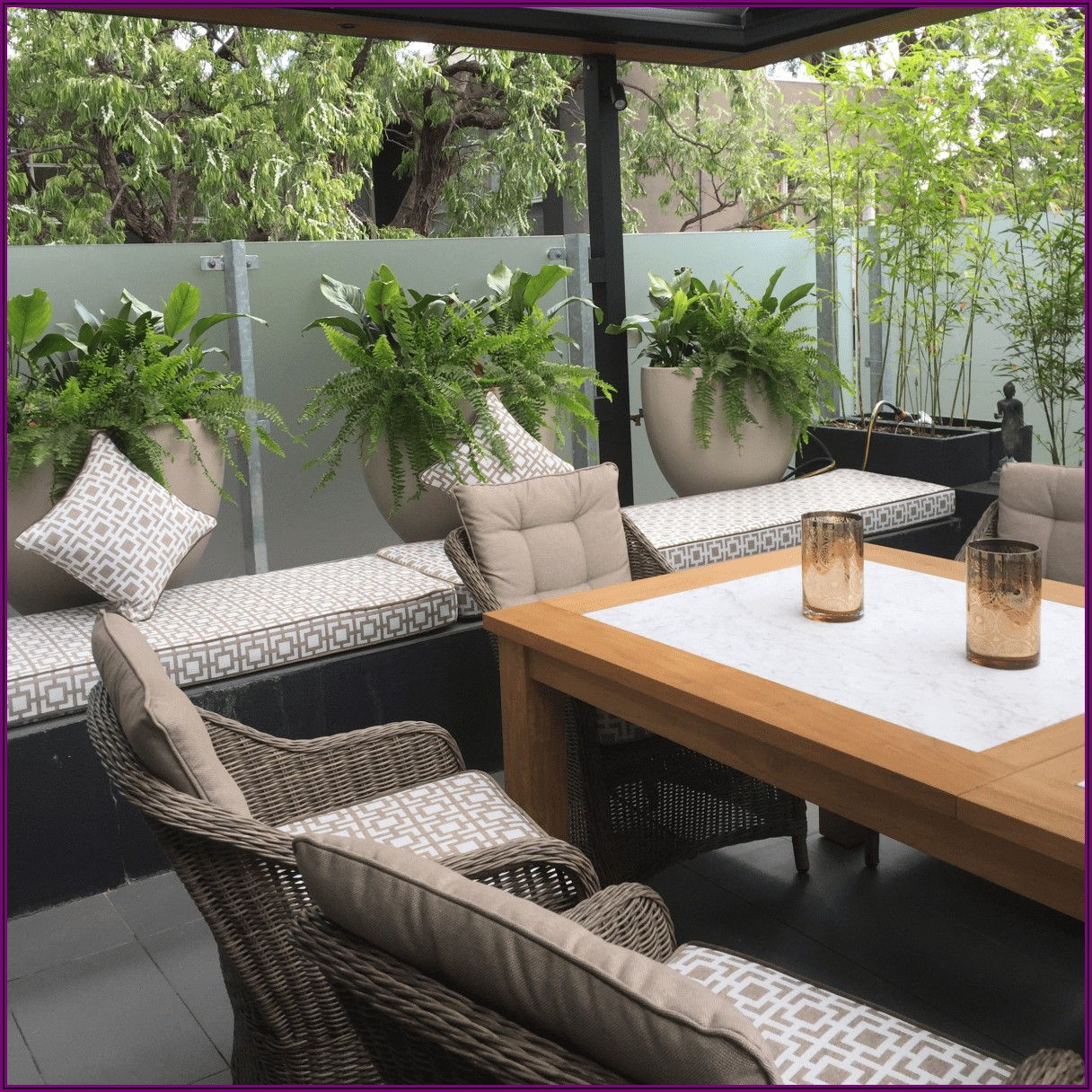 Melbourne Patio Furniture Replacement Cushions
