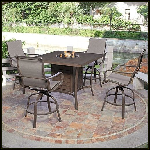 Menards High Top Patio Table