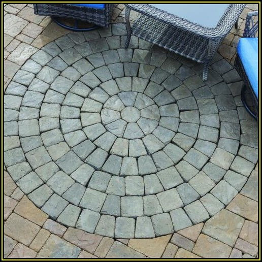 Menards Patio Paver Kits