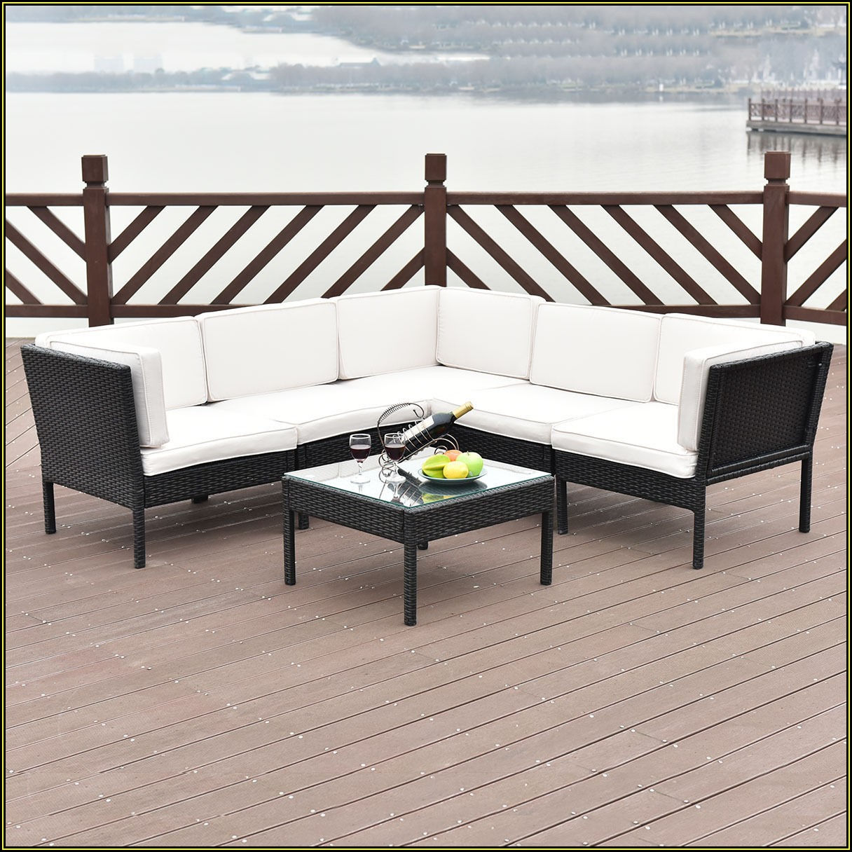 Metal Patio Sofa Sets
