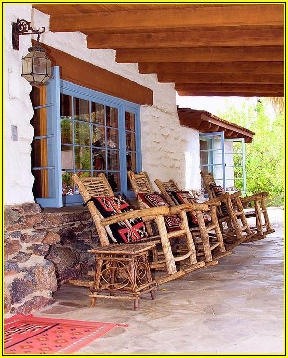 Mexican Style Patio Furniture