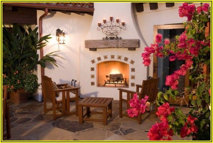 Mexican Style Patio Ideas