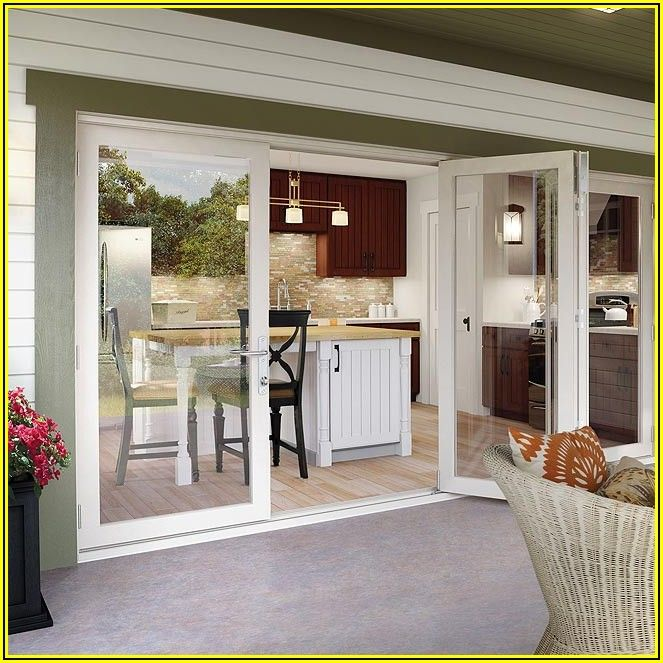 Milgard Patio Doors With Blinds