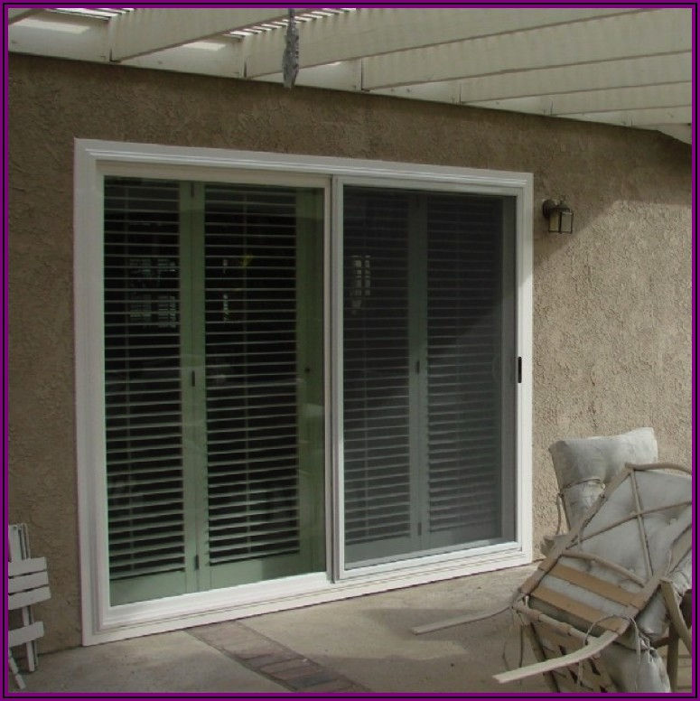 Milgard Patio Screen Door