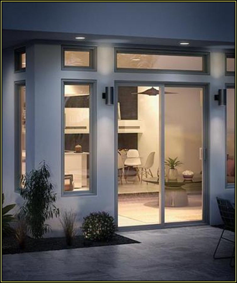 Milgard Trinsic Patio Doors