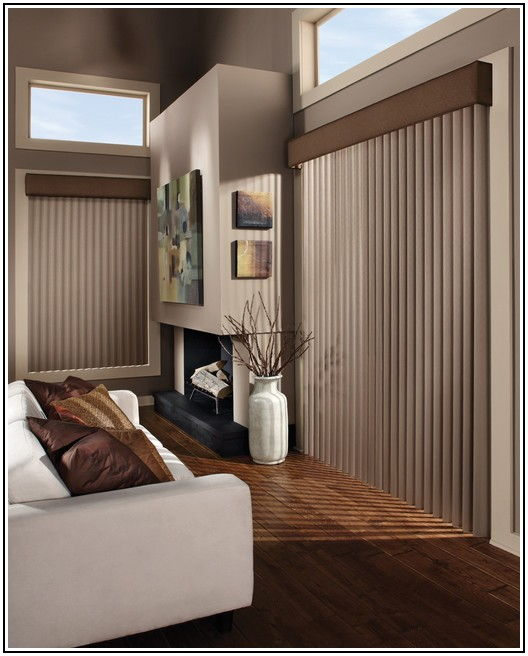 Modern Blinds For Sliding Patio Doors