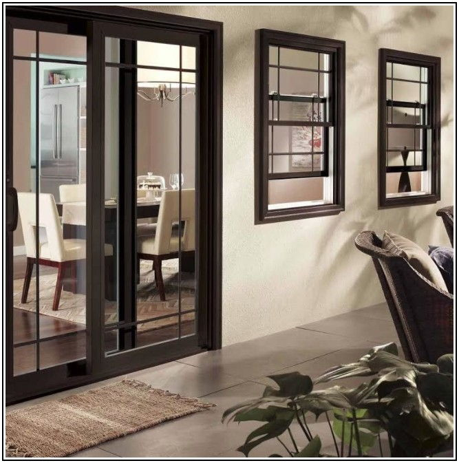 Modern Sliding Glass Patio Doors