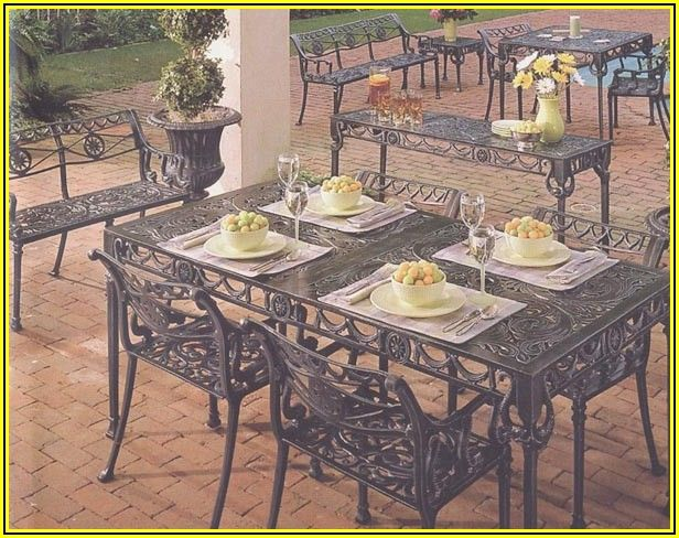 Molla Aluminum Patio Furniture