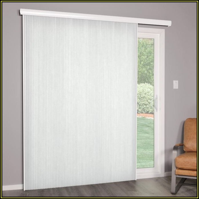 Motorized Vertical Blinds For Patio Doors