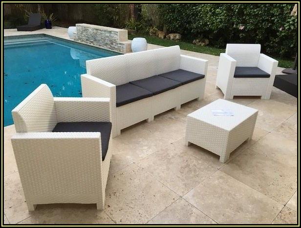 Muebles De Patio Usados En Miami