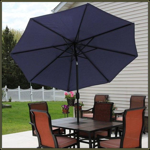Navy Blue Patio Umbrella Walmart