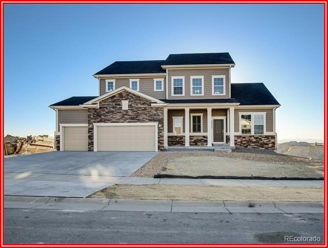New Patio Homes Denver Area