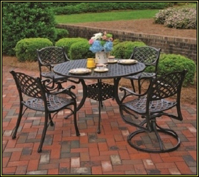 Newport Cast Aluminum Patio Furniture
