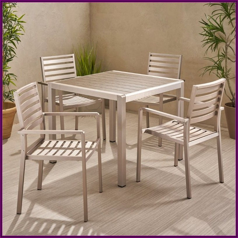 Noble House Patio Dining Set