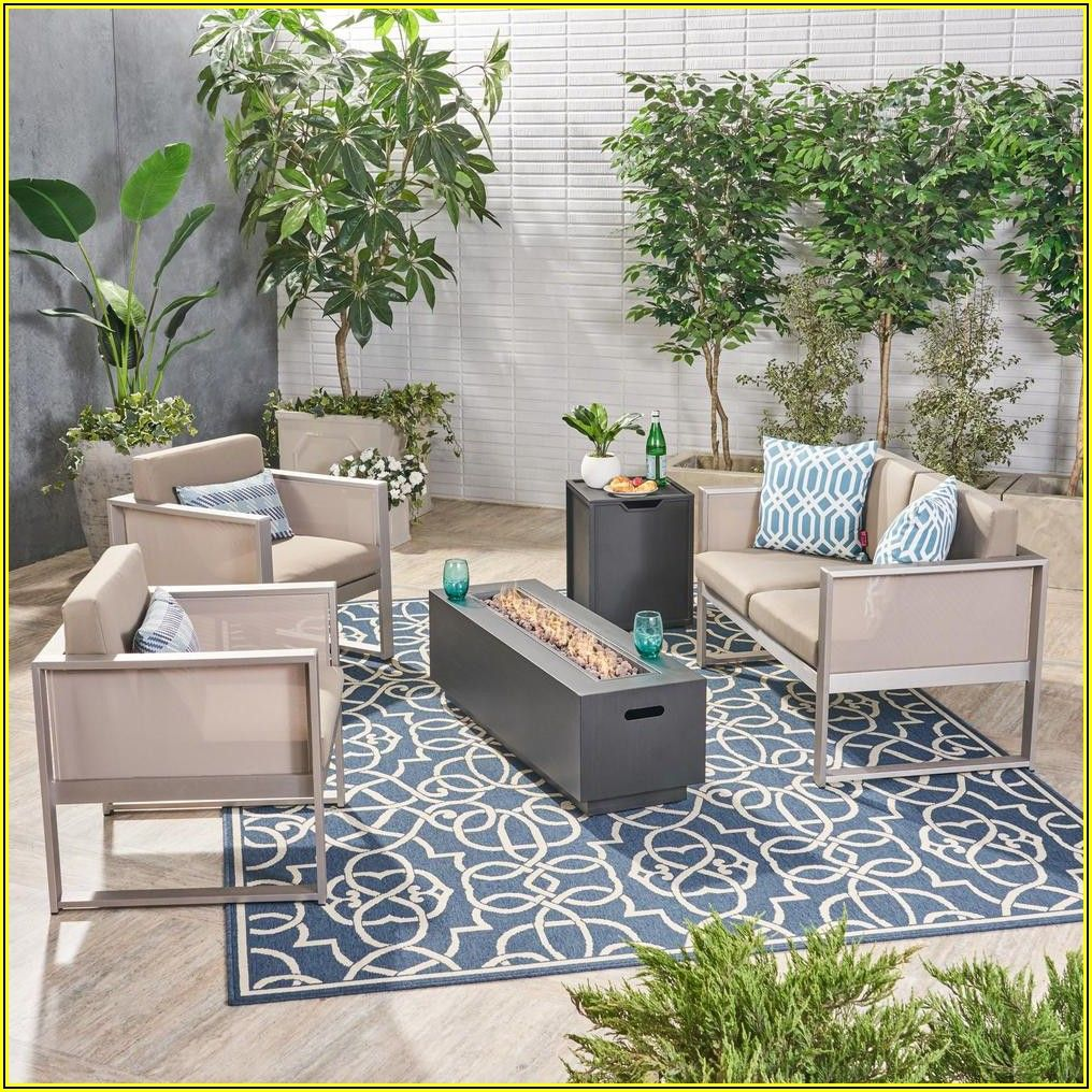 Noble House Patio Furniture With Fire Pit