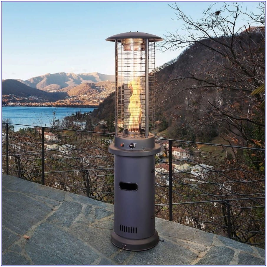 Northwoods Black Induction Patio Heater