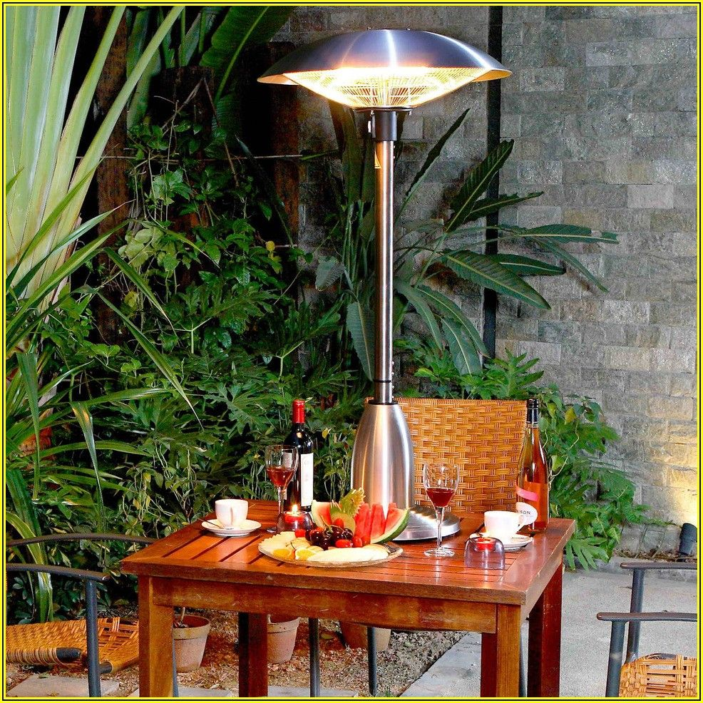 Outdoor Leisure Patio Tower Heater