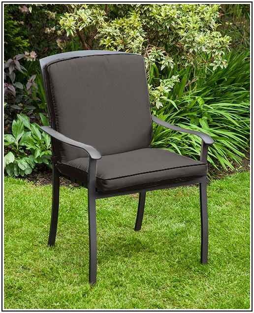 Outdoor Metal Patio Chairs With Cushions