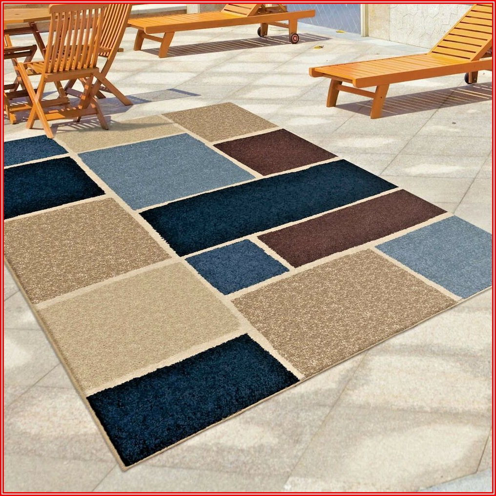 Outdoor Patio Area Rugs 8x10