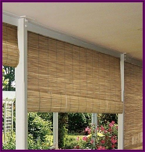 Outdoor Patio Blinds Amazon