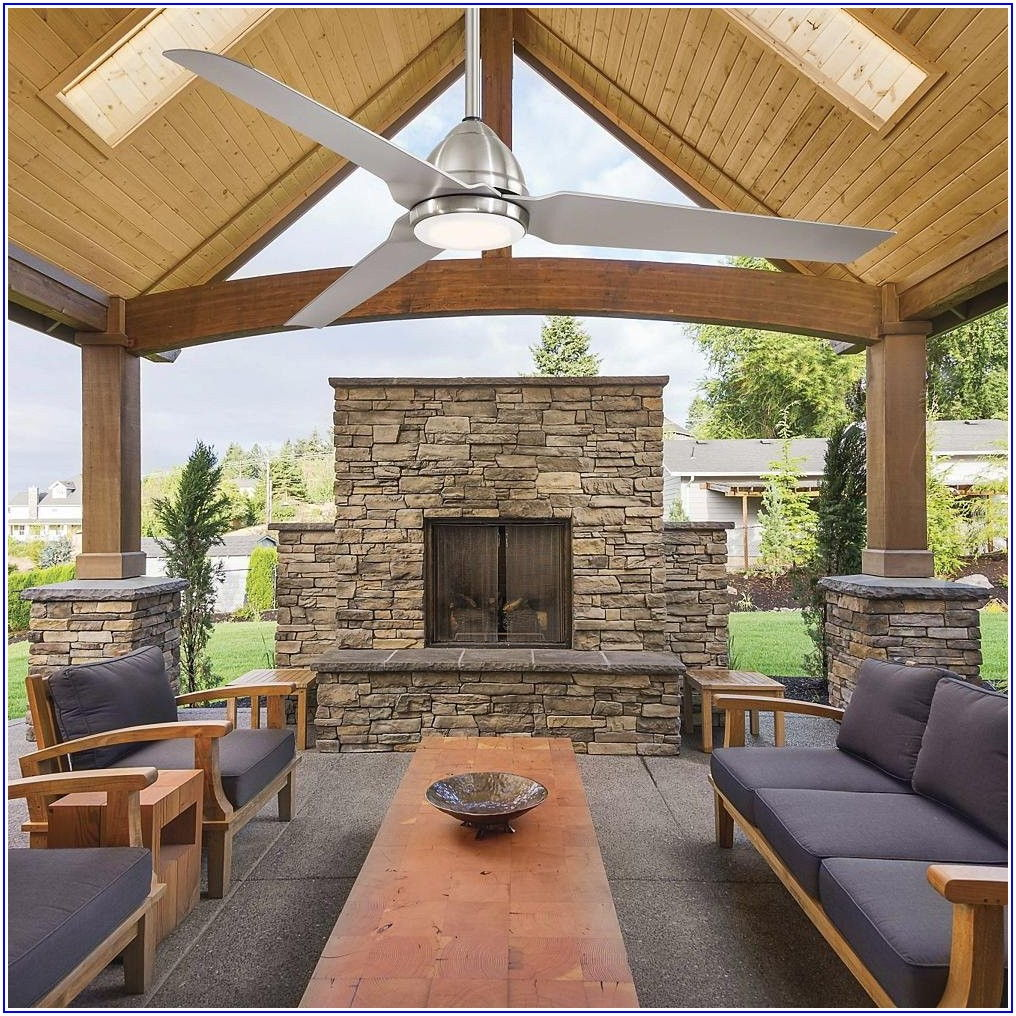 Outdoor Patio Ceiling Fan Ideas