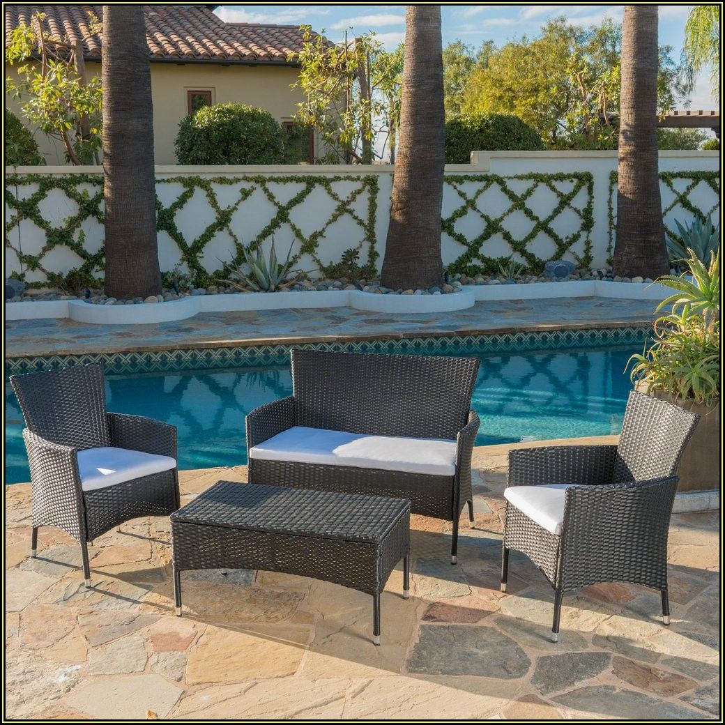 Outdoor Patio Chat Sets