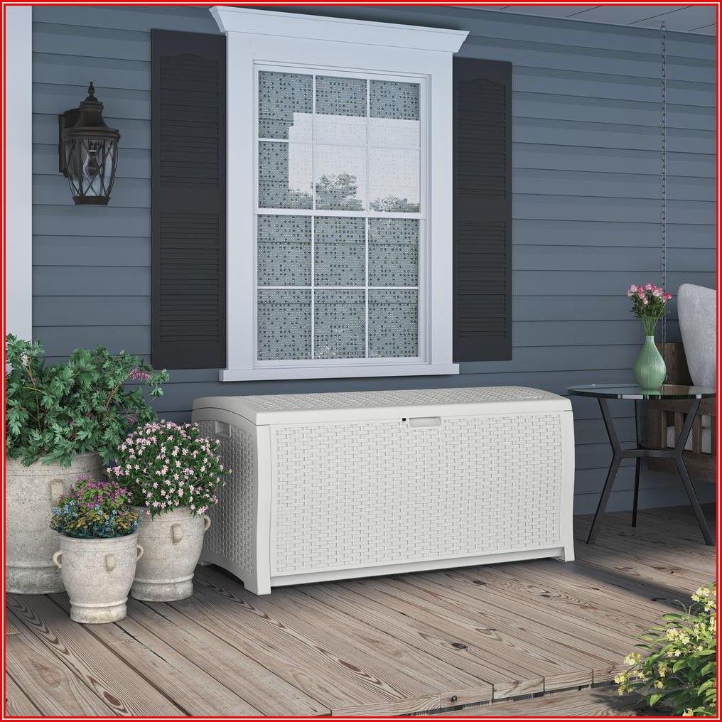 Outdoor Patio Deck Box