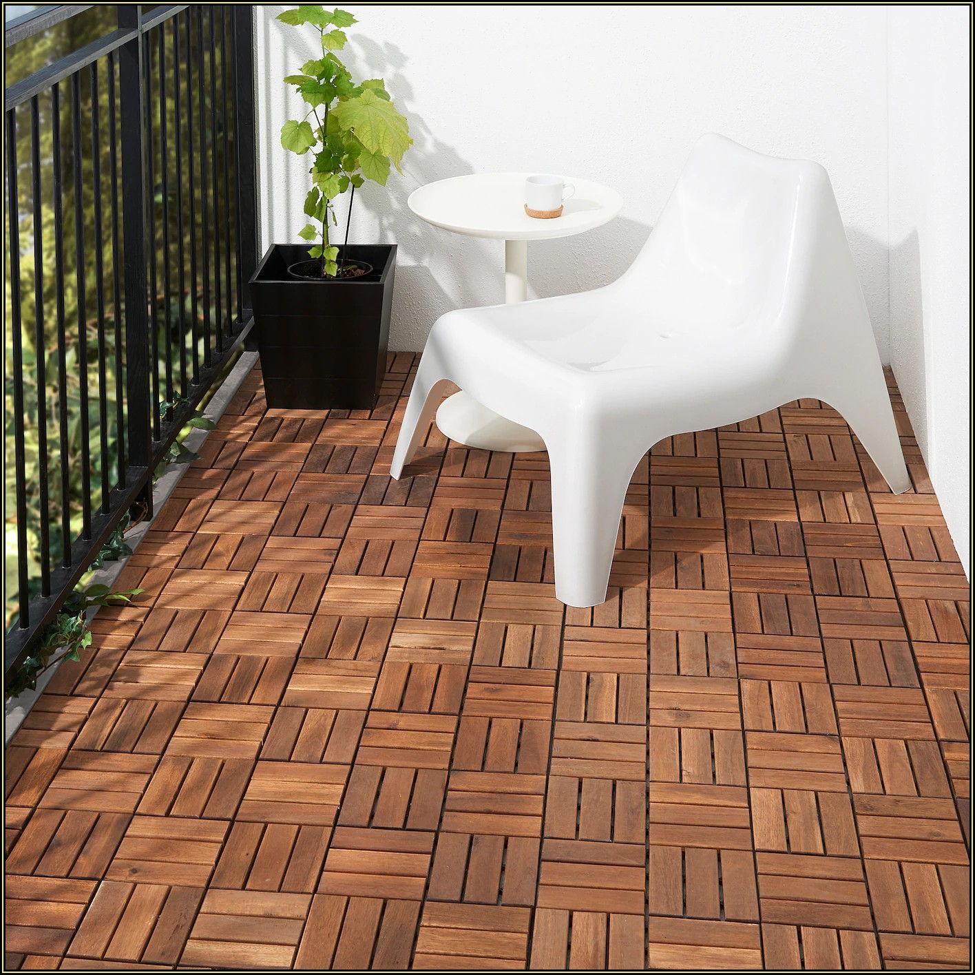 Outdoor Patio Deck Flooring