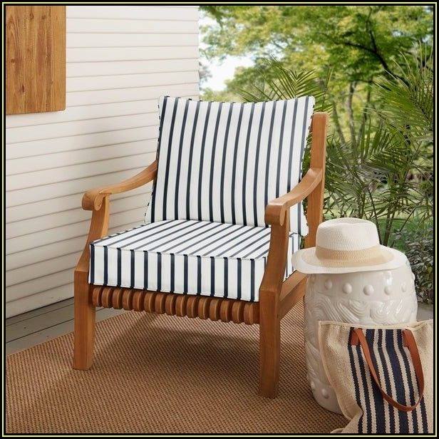 Outdoor Patio Furniture Chair Cushions