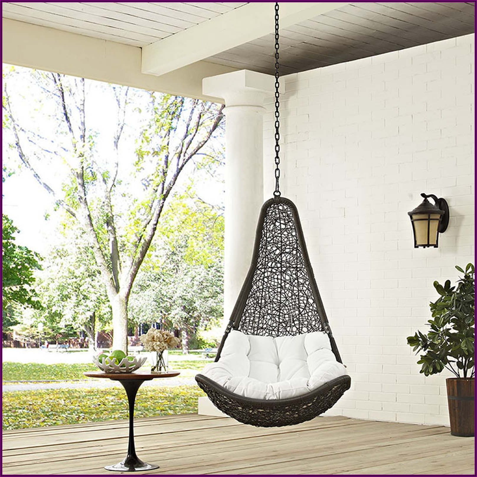 Outdoor Patio Furniture Swing
