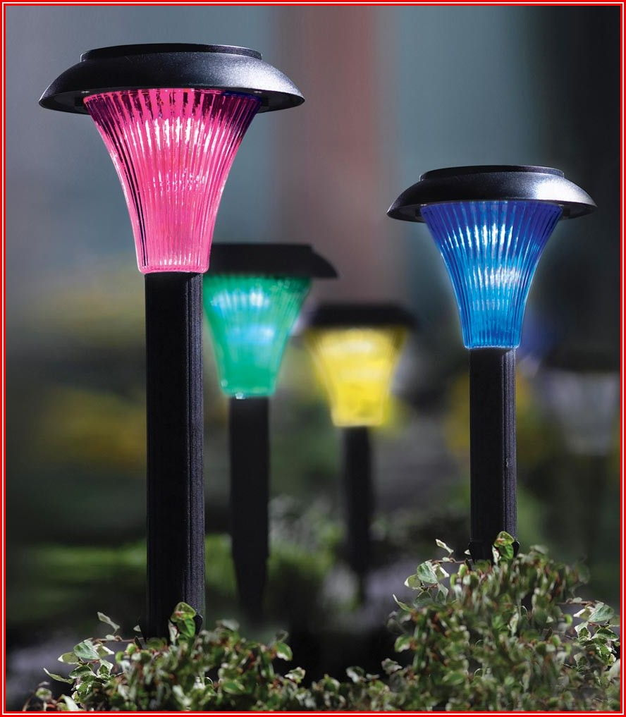 Outdoor Patio Lights That Change Color