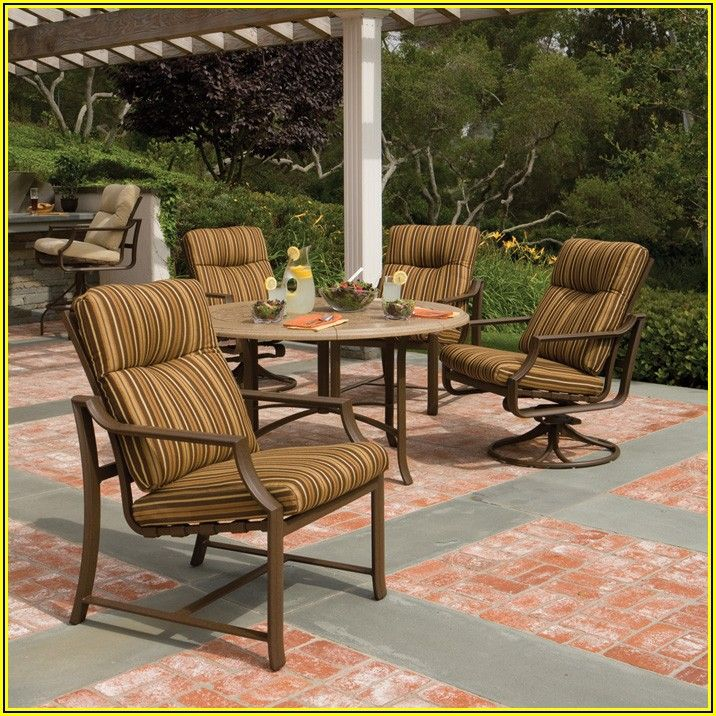 Outdoor Patio Sling Chair Cushion