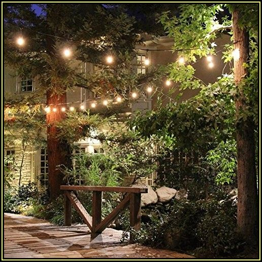 Outdoor Patio String Light Bulbs