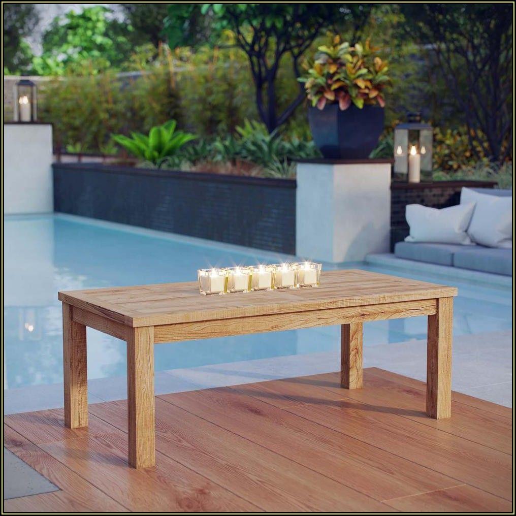 Outdoor Patio Tables Rectangular