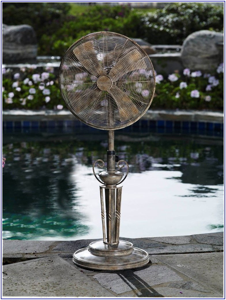 Outdoor Pedestal Fans For Patios