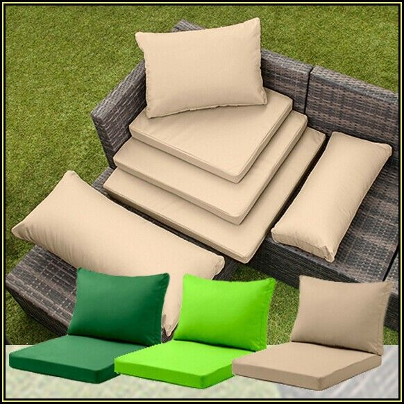 Outsunny Patio Furniture Cushion Covers